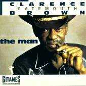 Clarence Gatemouth Brown - The man
