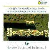 Alan Maralung - Bunggridj - bunggridj: Wangga Songs