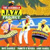 Dave Samuels, Paquito D Rivera, Andy Narell - The Caribbean Jazz Project