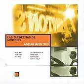 Adrian Iaies Trio - Las Tardeceitad De Minton`s