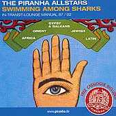 Piranha Allstars - Swimming among Sharks