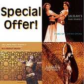 Jalilah´s Raks Sharki - 3 CDs: Jalilah's Raks Sharki 4 - 6