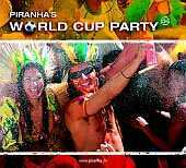 Piranha Allstars - Piranha's World Cup Party 11+1