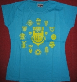 Piranha Kultur - T-Shirt HEIMATKLÄNGE 2006 (blue / S)