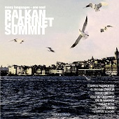 Various - Balkan Clarinet Summit, Many Languages - One Soul