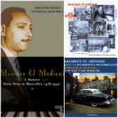 Maurice El Medioni - # Limited Edition: Book + 2 CDs
